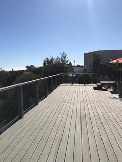 La Jolla Trex Deck