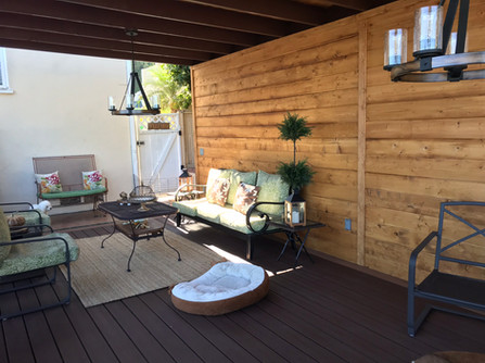 Point Loma Trex Deck