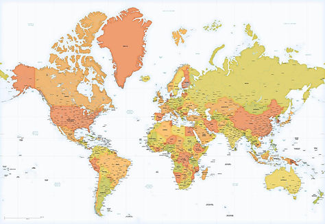 633-world-political-high-detail-mercator