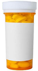 Prescription Pill Bottle Example