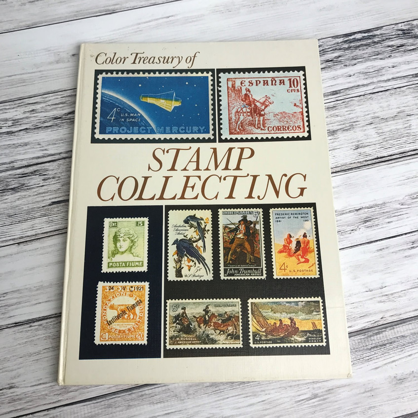 Vintage Stamp Collecting