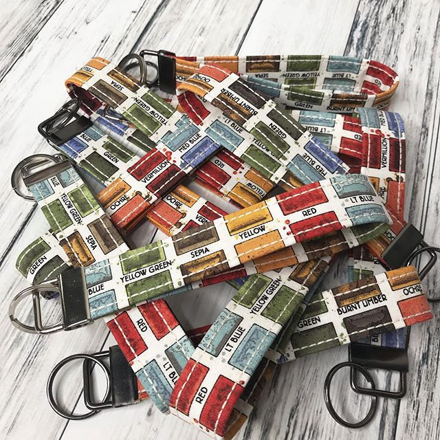 Key Fobs are back in stock! 🎨 #rileybla