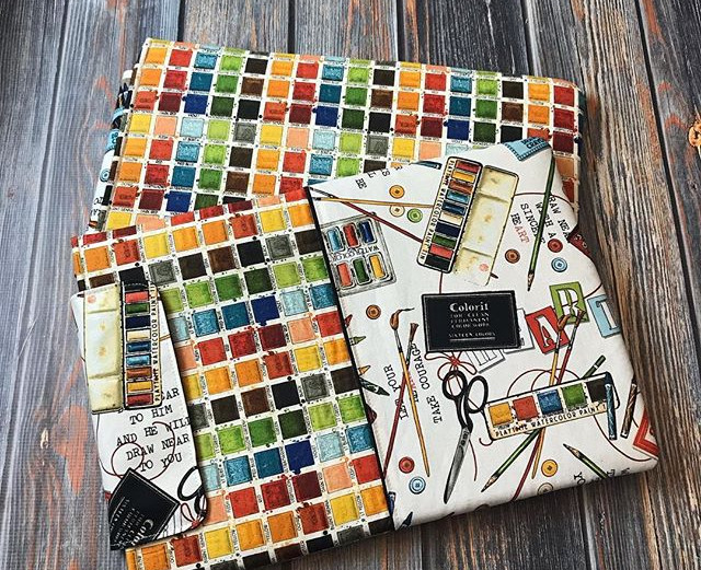 New foam lined laptop sleeves with palet