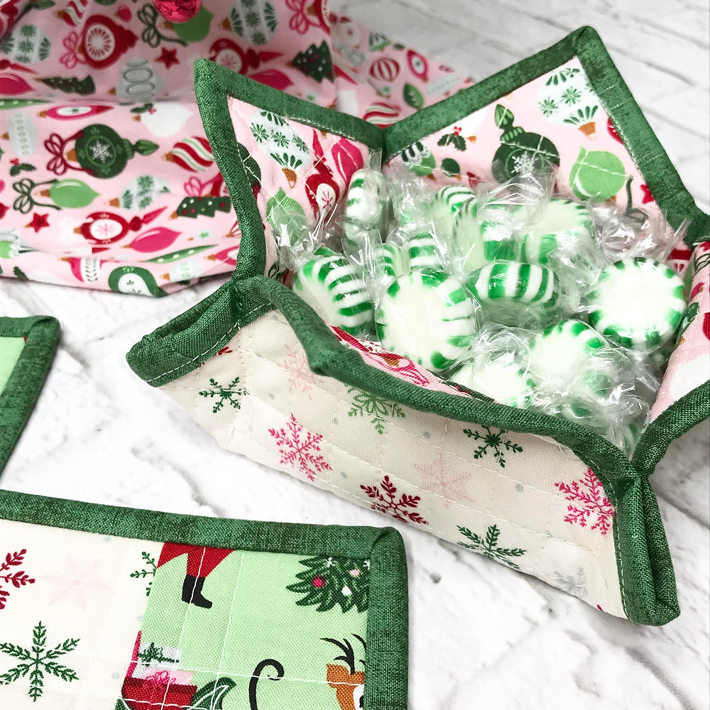 Fabric: Merry and Bright, Riley Blake Designs