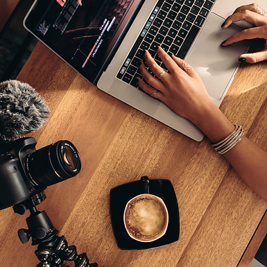 Create web-based, collaborative videos with YouTube Editor or WeVideo