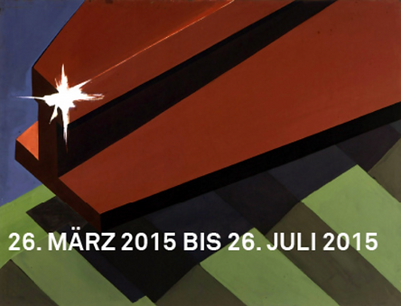 Ausstellungsplakat Markus Lüpertz, 2015