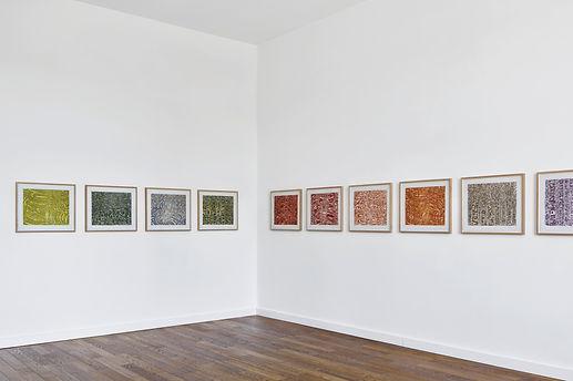 Ausstellungsansicht Tony Cragg, 2017