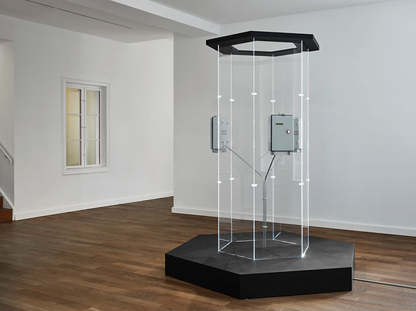 Ausstellungsansicht Versammlungsfreiheit, 2020