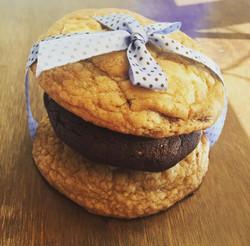 trio de cookie