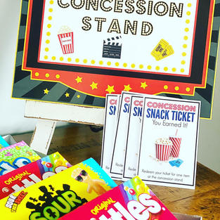 The Movie Night Package