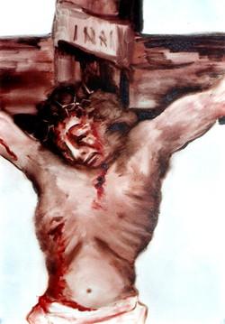 Morte di Gesù (particolare)