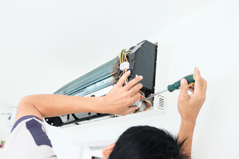 HVAC/Split System Restoration