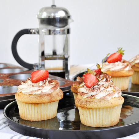 Gigi's Tiramisu Cupcakes