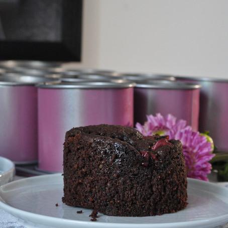 Gigi's glutenfreie Schokoküchlein/Brownies