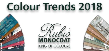 Colour Trends 2018