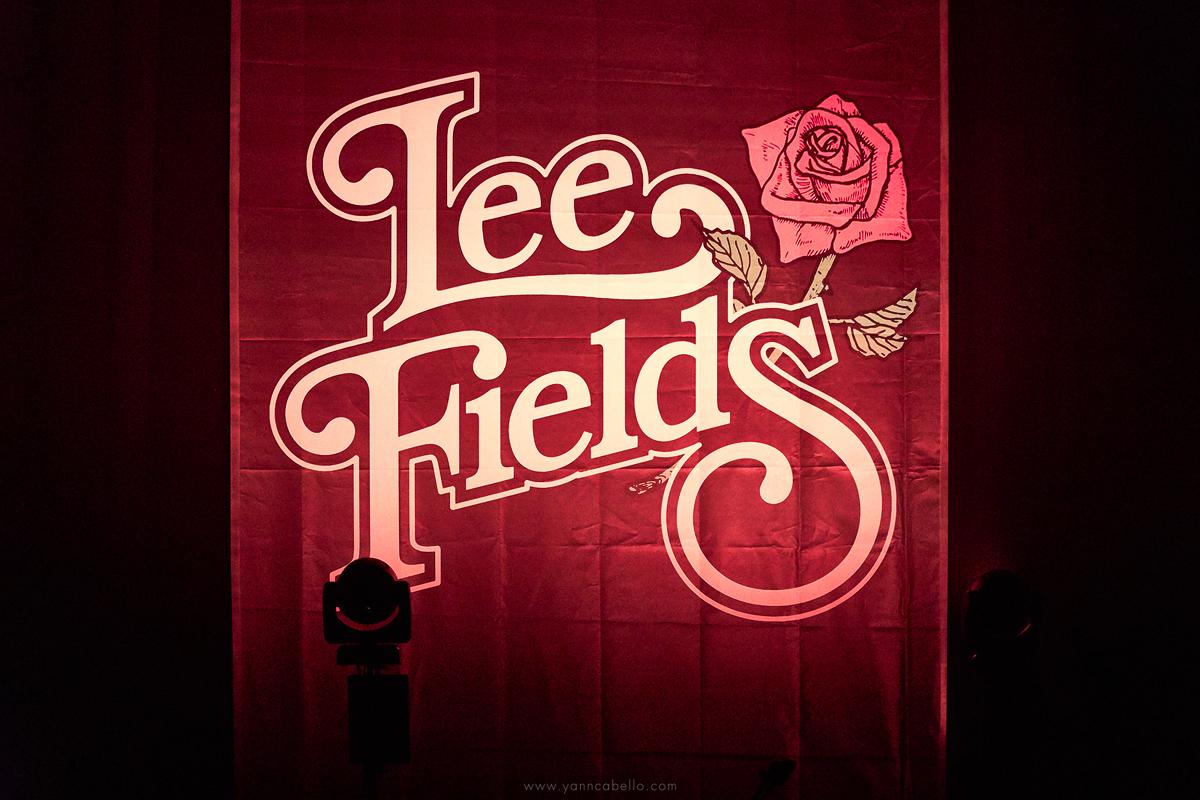 Lee Fields Clermont-Ferrand Auvergne 63