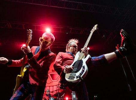 The Toy Dolls : 40 ans