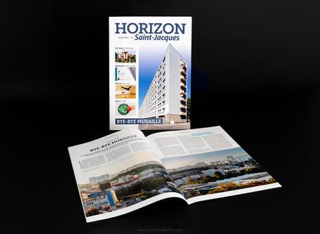 Horizon Saint-Jacques : Numéro 1 !
