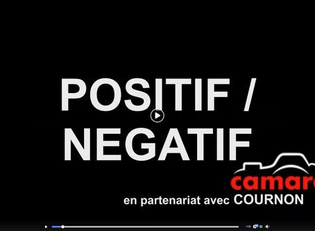 Vidéo portrait : positif / négatif