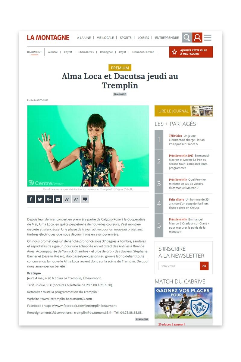 publication photo PQR Alma Loca
