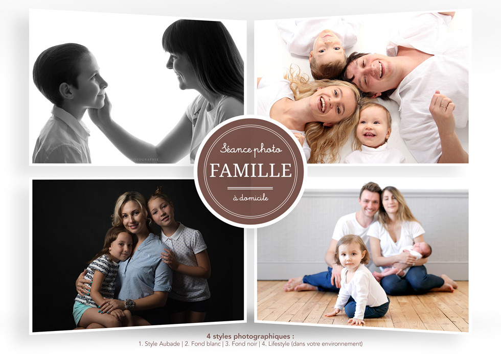 séance photo famille clermont ferrand 63