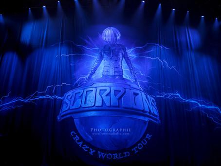 Scorpions : 10 000 personnes au Zénith