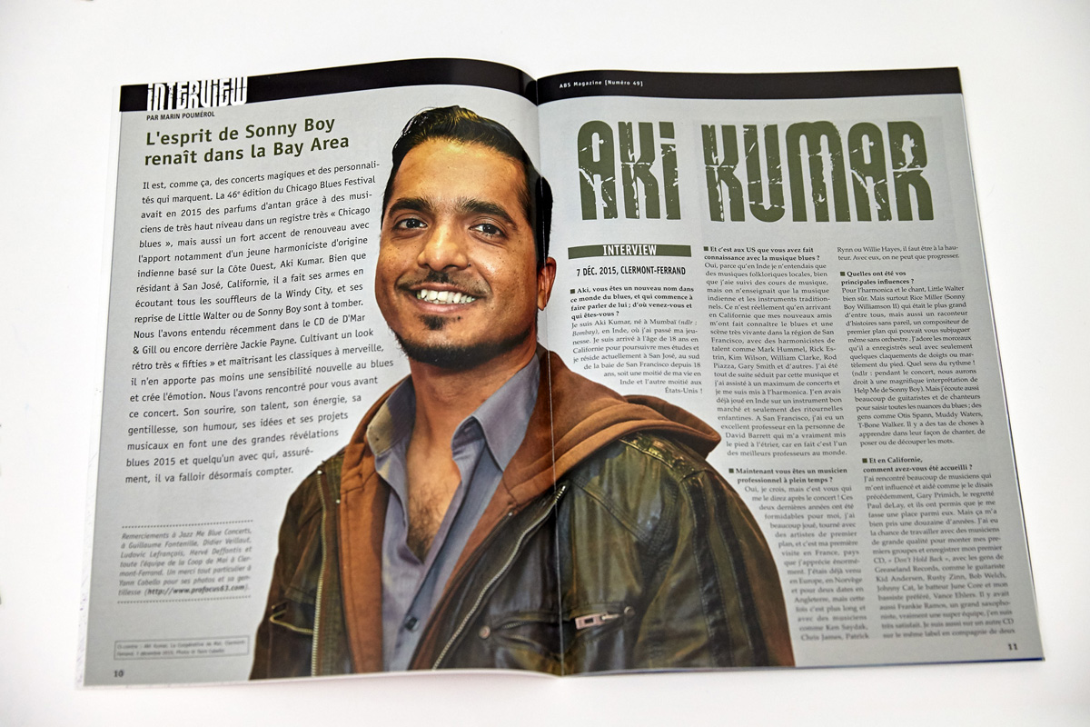 publication photo Aki Kumar