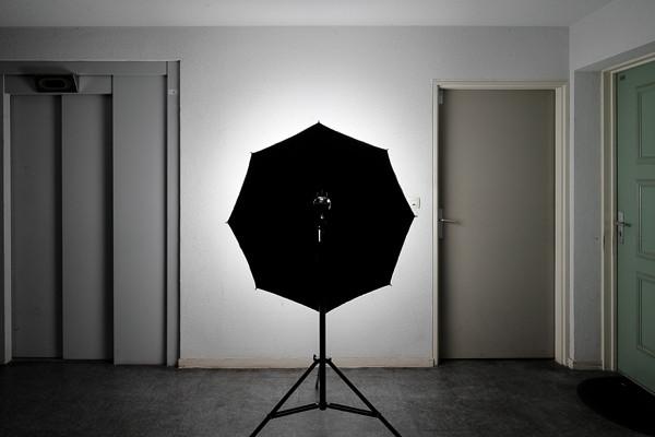 parapluie diffuseur kill spill