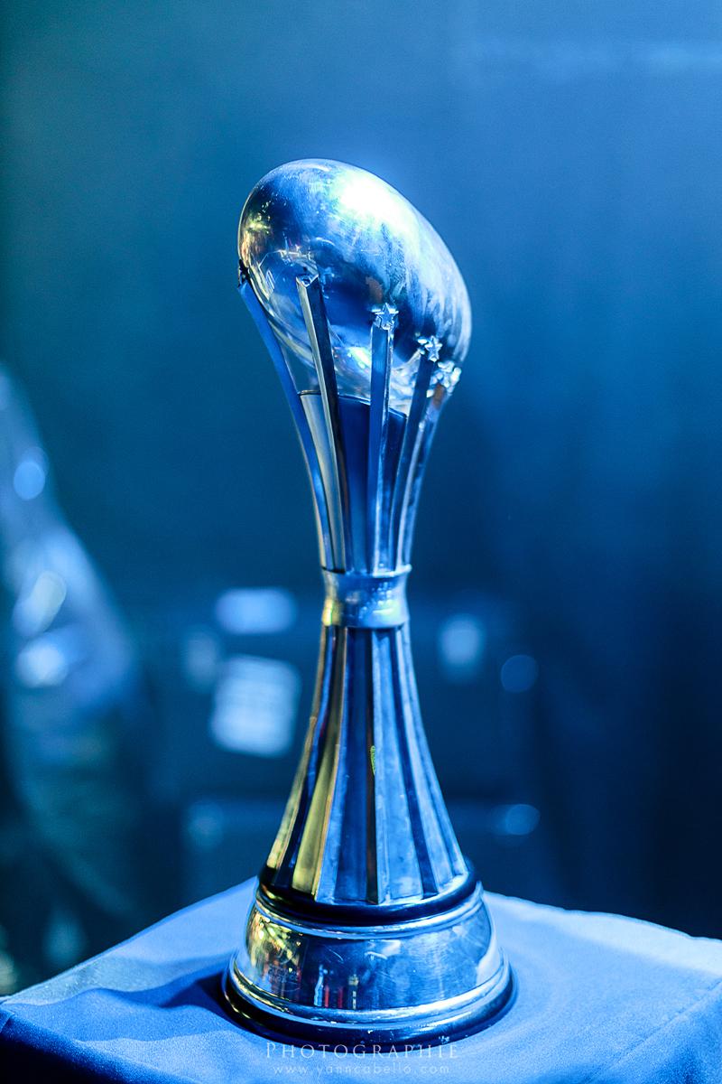 Afterwork trophée de la coupe d'europe