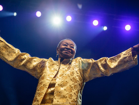 Calypso Rose : The Queen