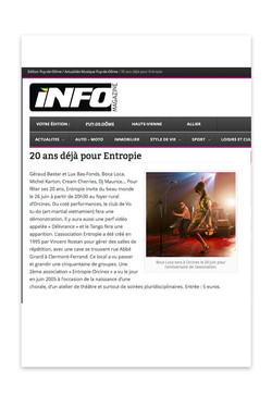 publication photo Info