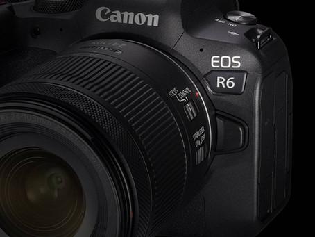 Test terrain : Canon EOS R6