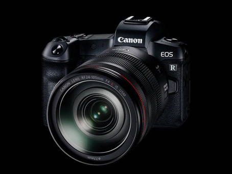 Test terrain : Canon EOS R