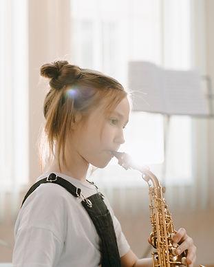 Aulas de Instrumentos de Sopro - Jardim Musical | EMAT
