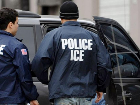 Contrary to Liberal Lies, ICE Can't Go Around Randomly Detaining People