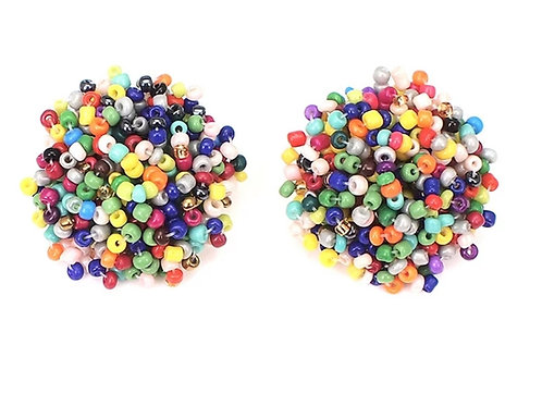 Dew Drops Studs (Rainbow)