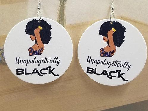 Unapologetically BLACK Wooden