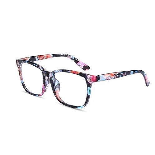 BLUE LIGHT FILTERING Glasses (Floral)