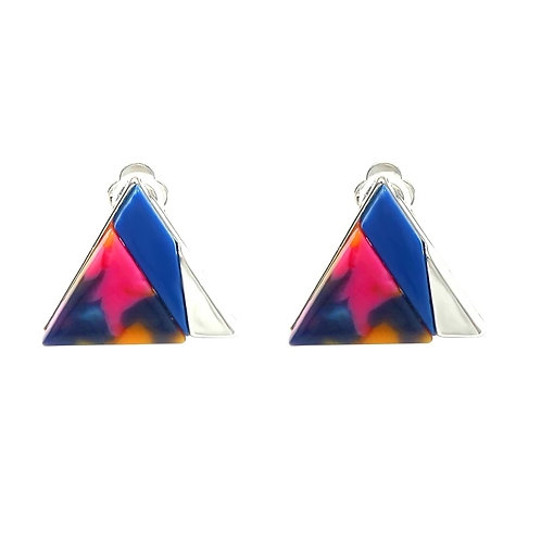 Angles Clip-On Earrings