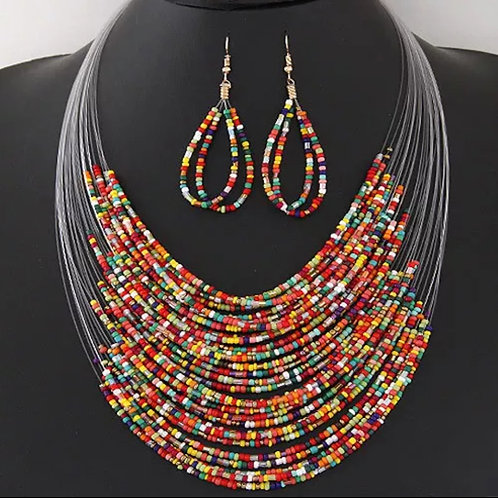 The Torry (Rainbow) Necklace