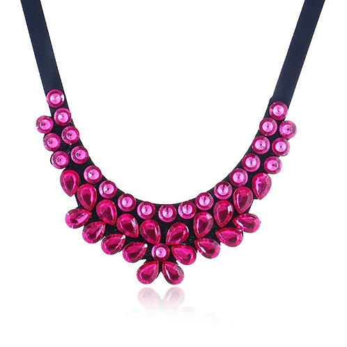 So Sweet Bib Necklace