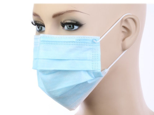 Pink Surgical Mask