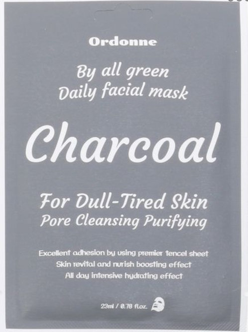 Charcoal Mask (for oily skin)