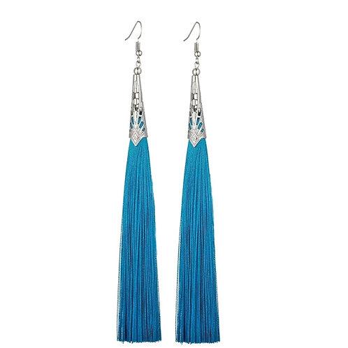 Layla Earrings (Turquoise)
