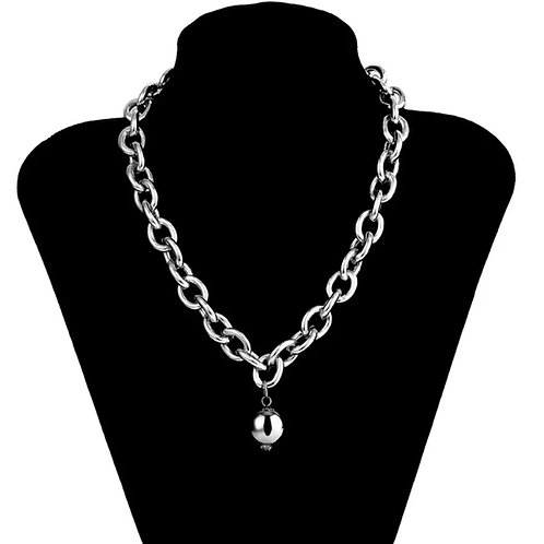 Ball n Chains Necklace