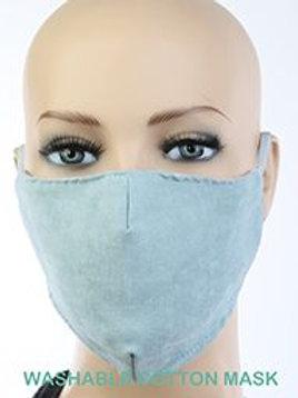 Nudes Blue Masks