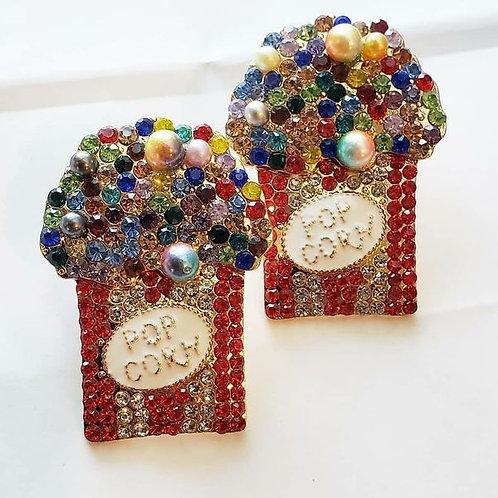 Poppy Love Earrings