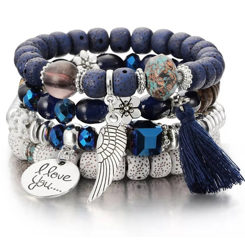 Blue Love FAB Stack