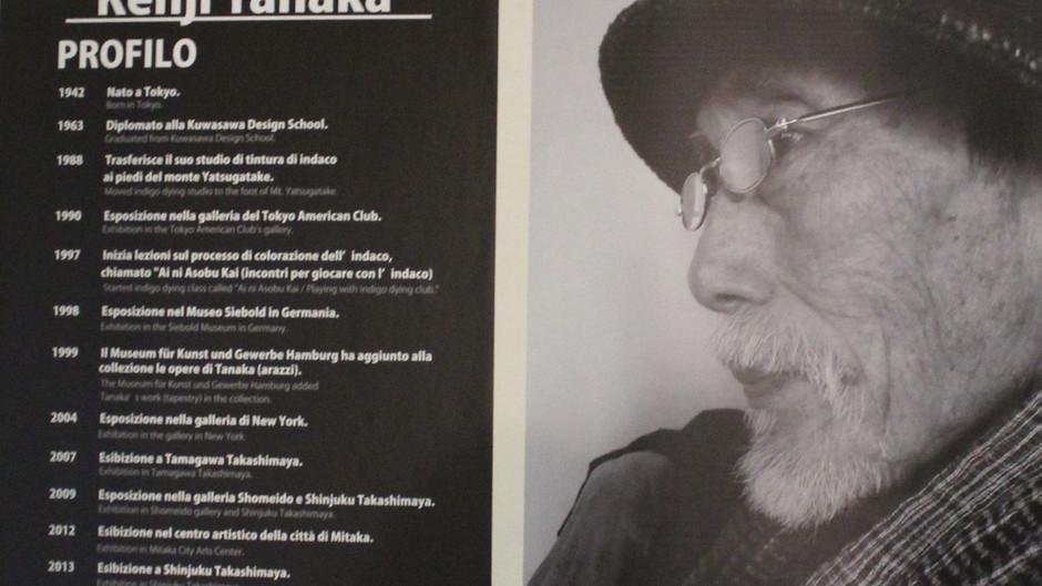 田中賢二イタリア個展、無事に終了致しました。