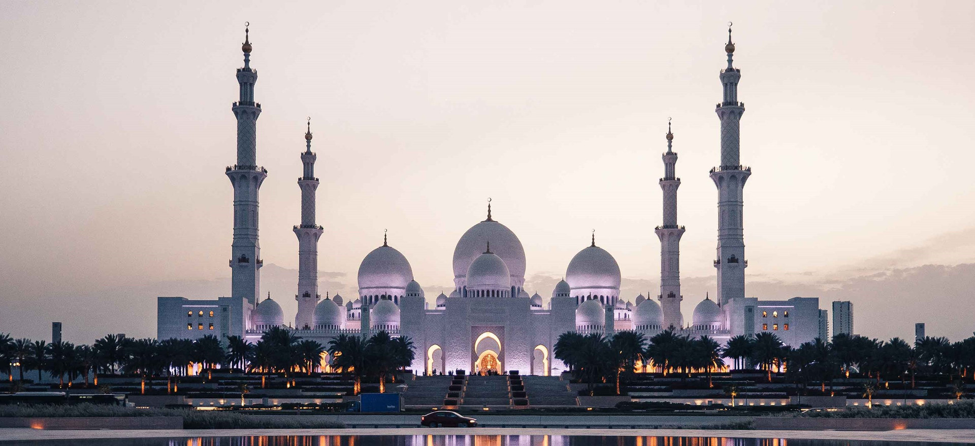 Abu Dhabi shk zayed grand mosque